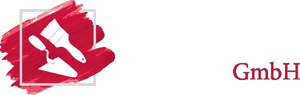 BEDA Putz und Maler GmbH Logo Weiß